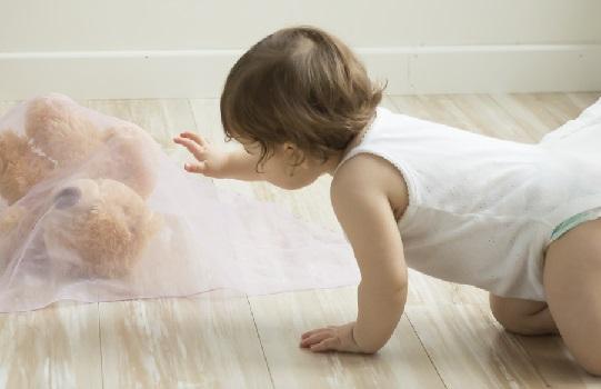 Explora el entorno y descubre el mundo. De 8 a 12 meses de la vida del bebé.