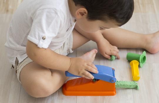 Mucho más que juego, es un laberinto de emociones. De 18 a 24 meses de la vida del bebé.